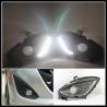 Buy cheap LED DRL daytime running lights car auto LED daytime driving fog light for Mazda from wholesalers