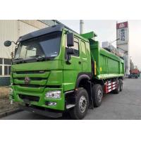 Quality Mining Site Heavy Duty Dump Truck ZZ3317N2867C1 8x4 Tipper Truck With Strong Power 336HP for sale