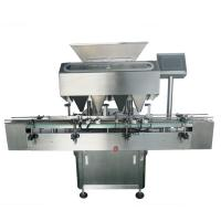 China Pharmaceutical Grade Capsule Counting Machine Filling Stable Running Fully Automatic on sale