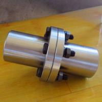 China High Chemical Resistance Motor Flange Coupling For Shaft Support Low Inertia on sale