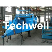 Quality Electric Control Trailer Mounted K Span Roll Forming Machine For Arched Roof Panel for sale