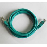 China FTP sftp cat5 rj45 / 0.5m , 1m , 2m,3m , 5m networking cables on sale