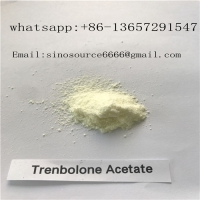 Quality 99% Purity Yellow Oil Based Liquid Trenbolone Acetate / Tren A 100mg/ml CAS 10161-34-9​ for Muscle gaining for sale