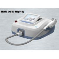 Quality 8.4 LCD Touch Screen SHR Light Therapy Device ,  IPL E light Beauty Machine for sale