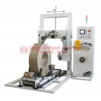 Buy cheap Heavy Duty Wire Coil Wrapping Machine , Highly Efficiency Vertical Wrapping from wholesalers