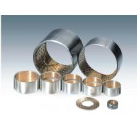 Quality Low-Carbon Steel Bi Metal Bearings High Fatigue Strength Use Temperature -40℃~+250℃ for sale