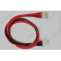 Quality Red OEM Wire Harness Molex 5557 Cable Assembly 18awg UL Standard for sale