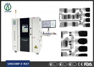 Quality CSP BGA X Ray Scanner Machine 100KV FPD Microfocus Closed Tube AX8500 for sale