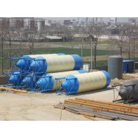 Quality 30T/50T/60T/100T/200T bolted cement silo for sale