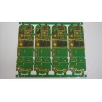 Quality FR4 1.6mm 1OZ Multilayer PCB Manufacturing Process For Telecommunications for sale