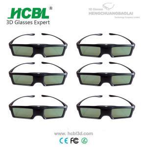 Quality Universal Active 3D Eyewear BT 3D Shutter Glasses For Sharp / Changhong / Skyworth / Konka for sale