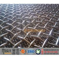 Quality Vibrating Plant Screen/Mining Screen Mesh for sale