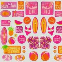 Quality Epoxy Stickers for Children, Customized Patterns are Welcome for sale