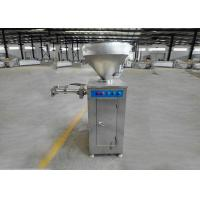 Buy cheap Custom High Speed Meat Processing Equipment , Rapid Sausage Filling Machine from wholesalers