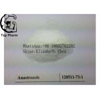 Quality Oral Anastrozole / Arimidex CAS 120511-73-1 Raw Powder 99% Purity For Gain Muscle for sale