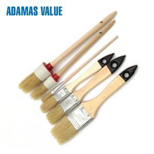 Quality High Elasticity Varnish Brushes Natural Bristle Pure Bristles Metal Ferrule for sale