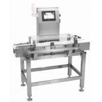 Quality High Speed Conveyor Weight Checker With Light And Sound Alarm 2 Years Warranty for sale