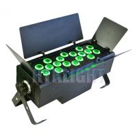Buy Compact Indoor Wall Washer Light With Color Change , Color Pulse And Strobe at wholesale prices