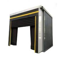 Quality Warehouse Pneumatic Inflatable Dock Shelter Long Using Life High Tensile Strength for sale