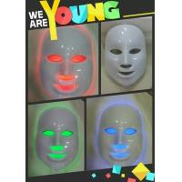 Quality 7 Color PDT LED Mask/ LED Facial Mask/ LED Light Therapy LED Face Mask for sale