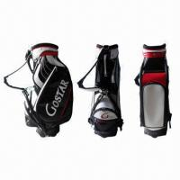 China New Design Golf Staff Bags with Durability and Superior Stability, Various Designs Available on sale