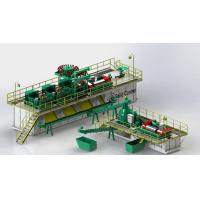 Quality China CBM Solids Control drilling mud fluid waste recovery management for sale