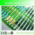 PWB de la batería para el tipo batería de la inyección del móvil