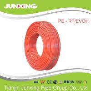 Quality Tamaño completo negro EVOH pex-b suelo radiante PEX EVOH 20mm 100m for sale