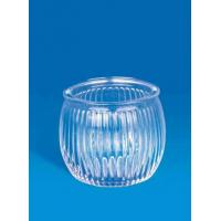Quality Glass Candle Holder (JD09) for sale