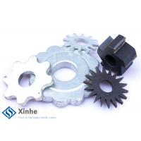 5 Teeth Tips Carbide Tipped Milling Cutters , Side Face Milling Cutter
