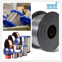 Quality Galvanized stitching wire in spools for sale