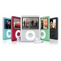 China Generation III MP4/1.8 Inch MP4 Player / MP3 Player on sale