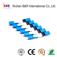 Buy cheap OEM ABS 3.0mm UPC Fibre Optic Connectors from wholesalers