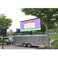 Quality Indoor / Outdoor LED Advertising Screen1000W Max Power Consumption for sale