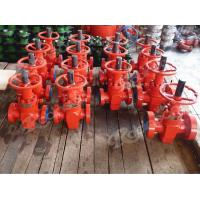 China API 6A FC type Comeron Gate Valve ,rising stem ,Material DD ,the high pressure Valve /wellhead wholesale