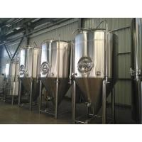 China beer fermentation tank and beer fermenter for fermenting and brewing on sale