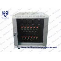 High Power All Cell Phone Signal Jammer Customize Full Frequency 12 Bands Signal Jammer 20 - 3000MHz