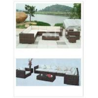 Quality Outdoor Furniture-Sofa Set (SC-B6018) for sale