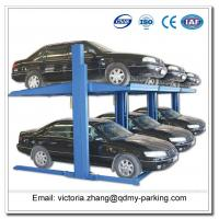 China Two post auto parking lift,car parking elevator,car hoist,hydraulic parking equiopment on sale
