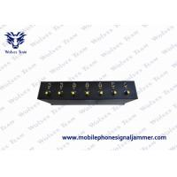 Quality 17W Low Power Multi-Band Signal Jammer CDMA GSM / PCS 3G / UMTS GPS UHF VHF 4G LTE / Wimax Optional for sale