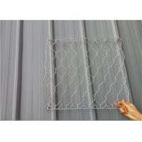 Quality Harshest Environments Galfan Gabion Baskets Corrosion Resistance Performance for sale