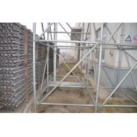Quality Good Quality Q345 Scaffolding Ringlock System with Spigot, Scaffolding Ringlock for sale