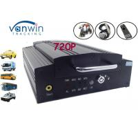 China HDD 720P recording 3G Mobile DVR GPS WIFI supported for view and Track vehicles from PC and cell phone on sale