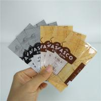 Quality Plastic Material Food Packaging Films Shrink Wrappers With Custom Logo / Colors for sale
