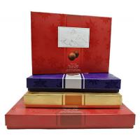Quality Luxury Paper Display Box Paper Card Inner For Food Packaging for sale
