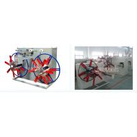 Quality PLASTIC PIPE WINDER / PLASTIC AUXILIARY EQUIPMENT / PIPE WINDING MACHINE / PIPE RECOILER for sale