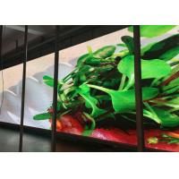 Quality Indoor Small Pixel Pitch LED Display 20W 26S Scan Mode 22mm Module Thickness for sale