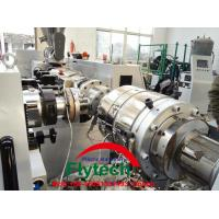 Quality 200MM UPVC 3 LAYER PIPE EXTRUSION MACHINE / PLASTIC PIPE EQUIPMENT / PVC PIPE MAKING MACHINE for sale