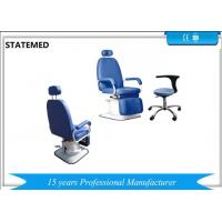 Quality Maximum Load 135 Kg Dental Exam Chair / AC 220 - 240 V Medical Examination Chair for sale