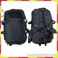 Buy 2017 hot sale black New style molle system tactical backpack at wholesale prices